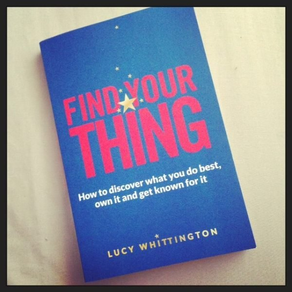 """How to be """"A Business Celebrity"""" – Lucy Whittington"""