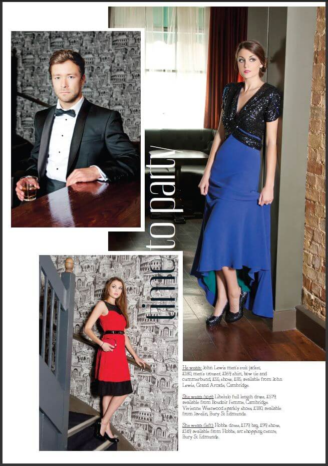 Velvet Magazine Cambridge