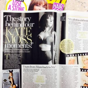 Louise Young Boudoir Featured in Woman Magazine